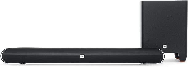 JBL Cinema SB250 Wireless Soundbar with Wireless Subwoofer (black)