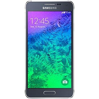 Samsung Galaxy Alpha - Smartphone libre Android (pantalla 4.7 ...