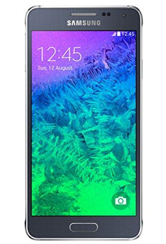 Samsung Galaxy Alpha SM-G850F 12,2 cm (4.8 Zoll) 2 GB 32 GB Single SIM 4G Schwarz 1860 mAh - Smartphones (12,2 cm (4.8 Zoll), 1280 x 720 Pixel, 2 GB, 32 GB, 12 MP, Schwarz)