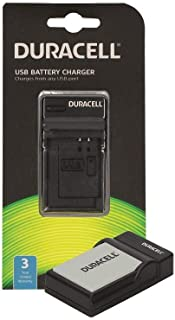 Duracell DRC5908 Charger with USB Cable
