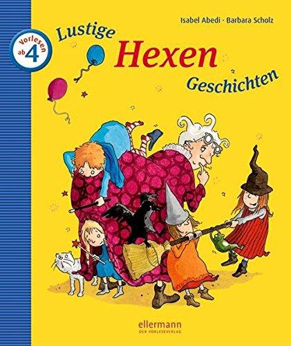 Lustige Hexen-Geschichten zum Vorlesen