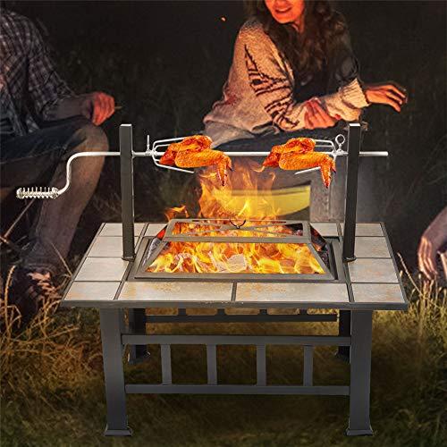 WTOKL Outdoor Metall Feuerstelle,...