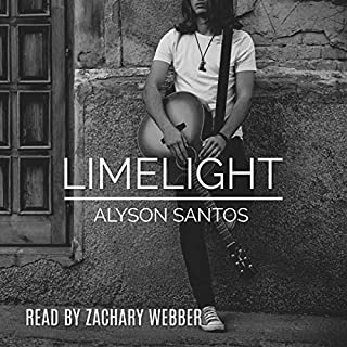 Limelight     NSB, Book 4              By:                                                                                                                                 Alyson Santos                               Narrated by:                                                                                                                                 Zachary Webber                      Length: 8 hrs and 8 mins     9 ratings     Overall 4.8
