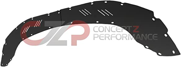Z Speed Performance ZSP ZSP2012 350Z Nismo V3 Bumper Aluminum Front Extension Panel - Nissan 350Z Nismo Edition