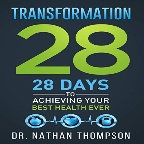 Transformation 28 audiobook cover art