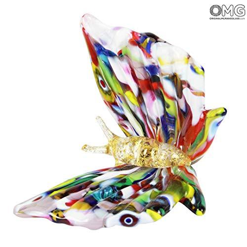 Original Murano Glass OMG - Figura decorativa de cristal de Murano (hecha a mano)