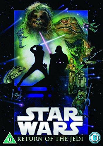 Star Wars: Episode VI - Return Of The Jedi [DVD]