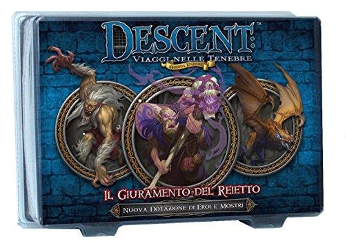 Giochi Uniti GU259 – Descent 2. Ausgabe: Der Raspel