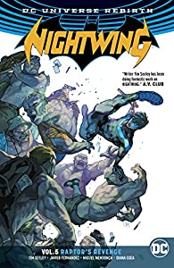 Nightwing (2016-) Vol. 5: Raptor's Revenge
