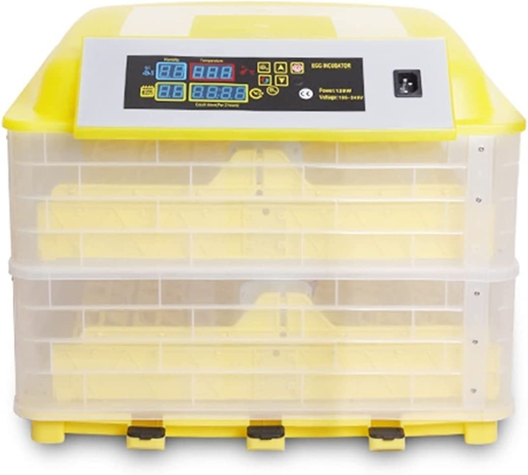 YAWEDA 112 Egg Incubator Chicken Digit Poultry Our Finally popular brand shop OFFers the best service Hatcher Automatic