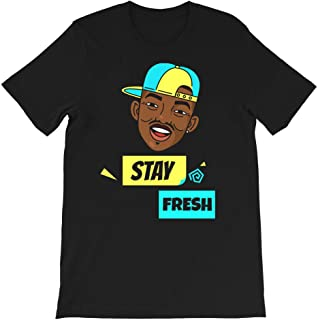 Fresh Prince Bel Air Tv Show Uncle Phil Hip Hop 90s Baby Will Smith Philly Gift for Men Women Girls Unisex T-Shirt