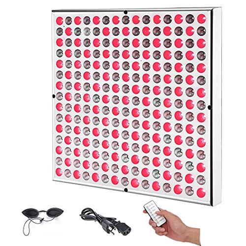 ZSH 45 W rotes LED-Lichttherapie-Panel 660 nm rot 850 nm Nahinfrarot-Lichttherapiegerät für Muskel-, Haut- und Schmerzlinderung