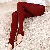 LIZANAN Frauen-reizvolle Strumpfhosen Strumpfhosen beiläufige warme dünne hohe elastische Stretch...