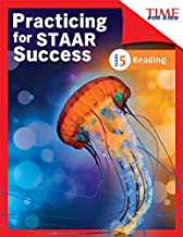 TIME FOR KIDS® Practicing for STAAR Success: Reading: Grade 5 (Classroom Resources)