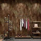 LZYMLG Papel pintado de grano de madera de PVC para películas de cocina Ropa reacondicionada Armario Muebles de puerta para decoración de oficina en casa Etiqueta de la pared si