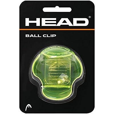Head Tenis Ball Clip para Pelotas (verde)