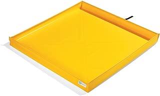 New Pig PAK292 PVC Collapsible Utility Tray, 54.8 Gallon Sump Capacity, 48