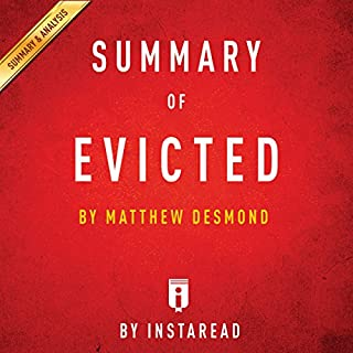 Summary of Evicted: by Michael Desmond | Includes Analysis cover art