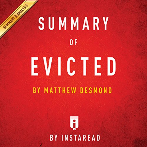 Summary of Evicted: by Michael Desmond | Includes Analysis Titelbild