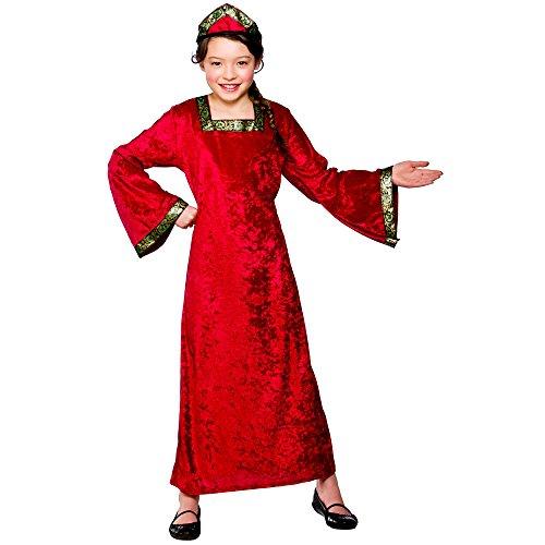 Medieval Princess - Red
