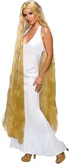 Costume 60-Inch Lady Godiva Blonde Wig