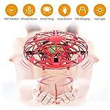 Delicacy Mini UFO Drohne für Kinder, UFO Flying Ball, Fliegender Ball Handsteuerung, Levitation...