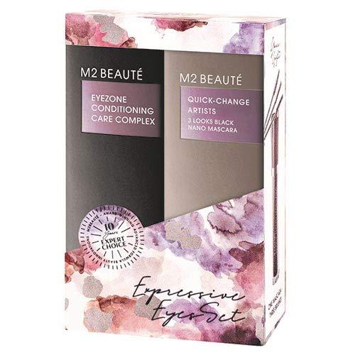 M2 Beauté Expressive Eyes Set (Conditioner,8ml+Mascara,6ml), 100 g