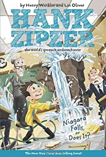 By Henry Winkler Niagara Falls Or Does It #1: Hank Zipzer (PB)