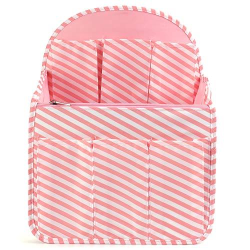 BeeViuc Organizer voor rugzak, nylon tasje, groot genoeg voor A4-papier, klein formaat