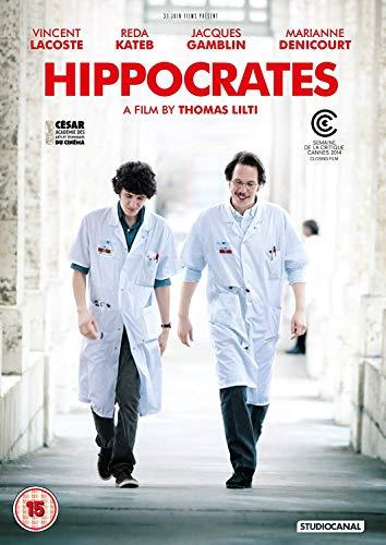 Hippocrates [DVD] [2015] by Vincent Lacoste