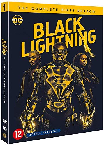 Black Lightning-1. denboraldia
