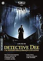 Detective Dee E Il Mistero Della Fiamma Fantasma [Italian Edition]