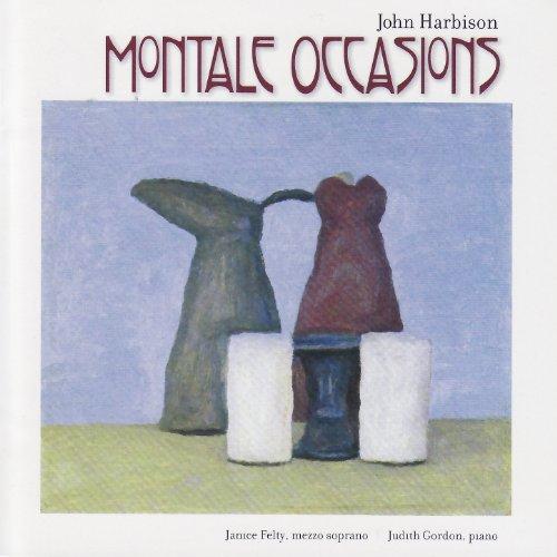 Mottetti Di Montale: Libro I - Brina sui vetri