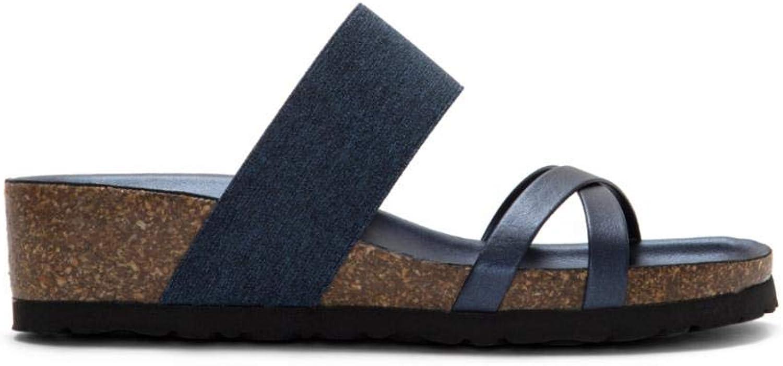 Italian shoesmakers Women's 4279V9 bluee 10 M US
