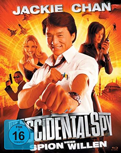 Jackie Chan: Spion Wider Willen - Mediabook [Blu-ray]