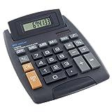 Jumbo Desktop Calculator 8 Digit Large Button School Home Office Battery Solar Shopmonk
