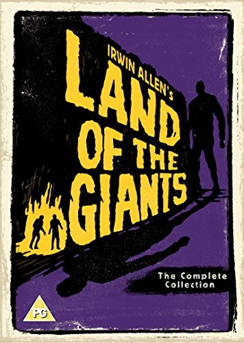 Land of the Giants - The Complete Collection [DVD] [1968] [Region2] Requires a Multi Region Player