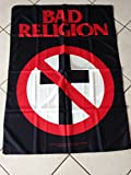 Bad Religion–Flagge Stoff–75x 115cm