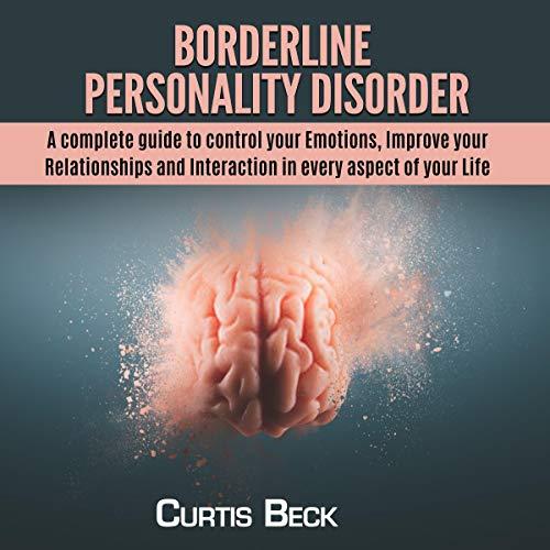 Borderline Personality Disorder audiobook cover art