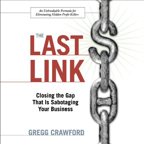 The Last Link audiobook cover art