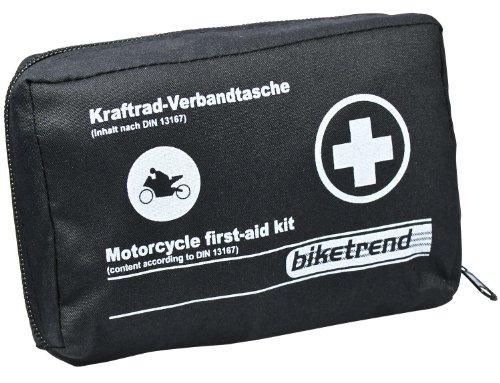 Cartrend 7730050 Verbandtasche, schwarz