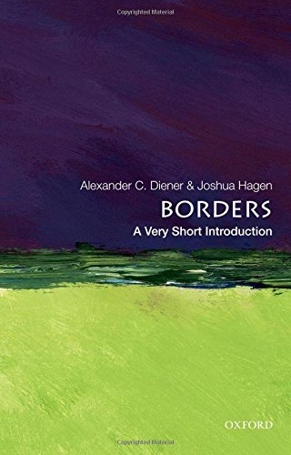 Borders: A Very Short Introduction (Very Short Introductions)