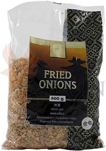 Röstzwiebeln, Fried Onions, Golden Turtle 500g