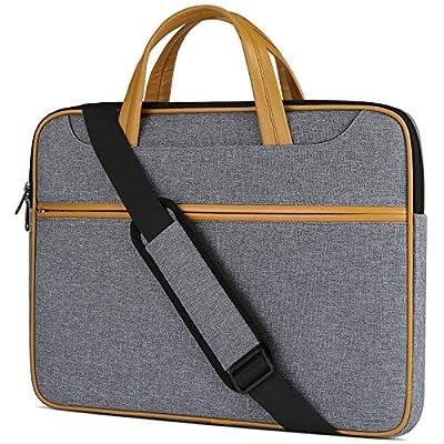 Laptop Case 15-15.6 inch Laptop Shoulder Bag Wa...