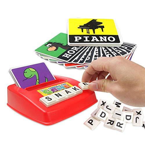 Photo word flash cartes x 48 Cartes par Pack mots correspondants jeu de photos