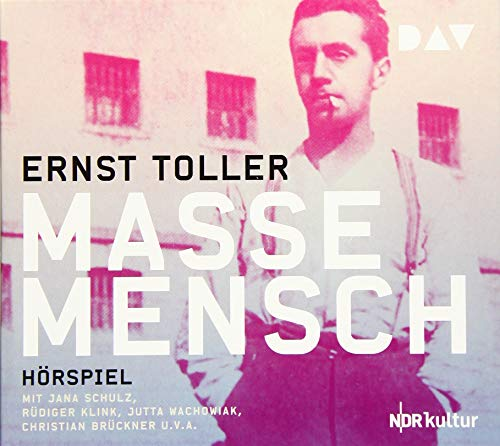Masse – Mensch: Hörspiel mit Jana Schulz, Rüdiger Klink, Christian Brückner u.v.a. (1 CD)