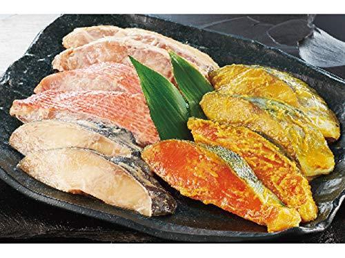 産地直送 冷凍 丹念仕込み 旬鮮漬け魚詰合せ10切