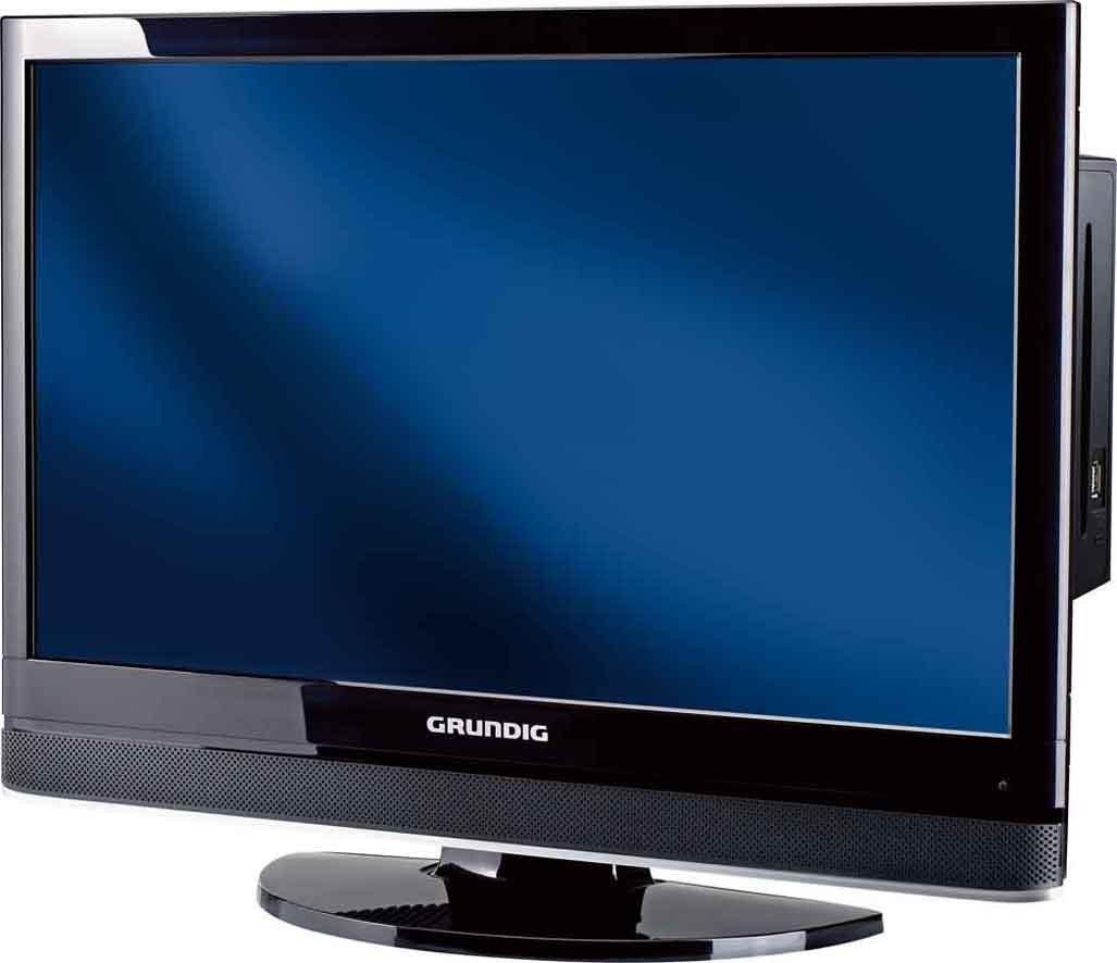 Grundig 19 – 2010 T DVD 48,2 cm (19 Pulgadas) LCD de televisor (HD ...