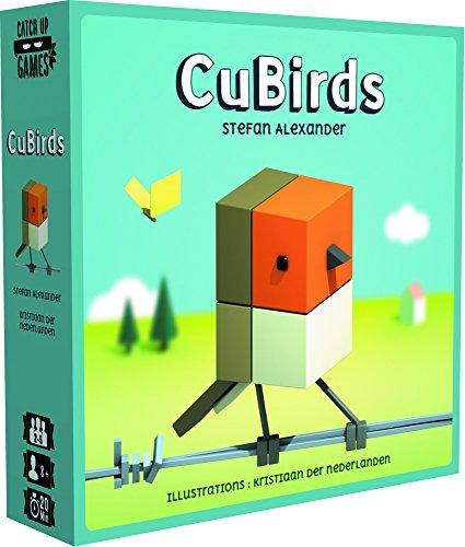 Juego de mesa Cubirds