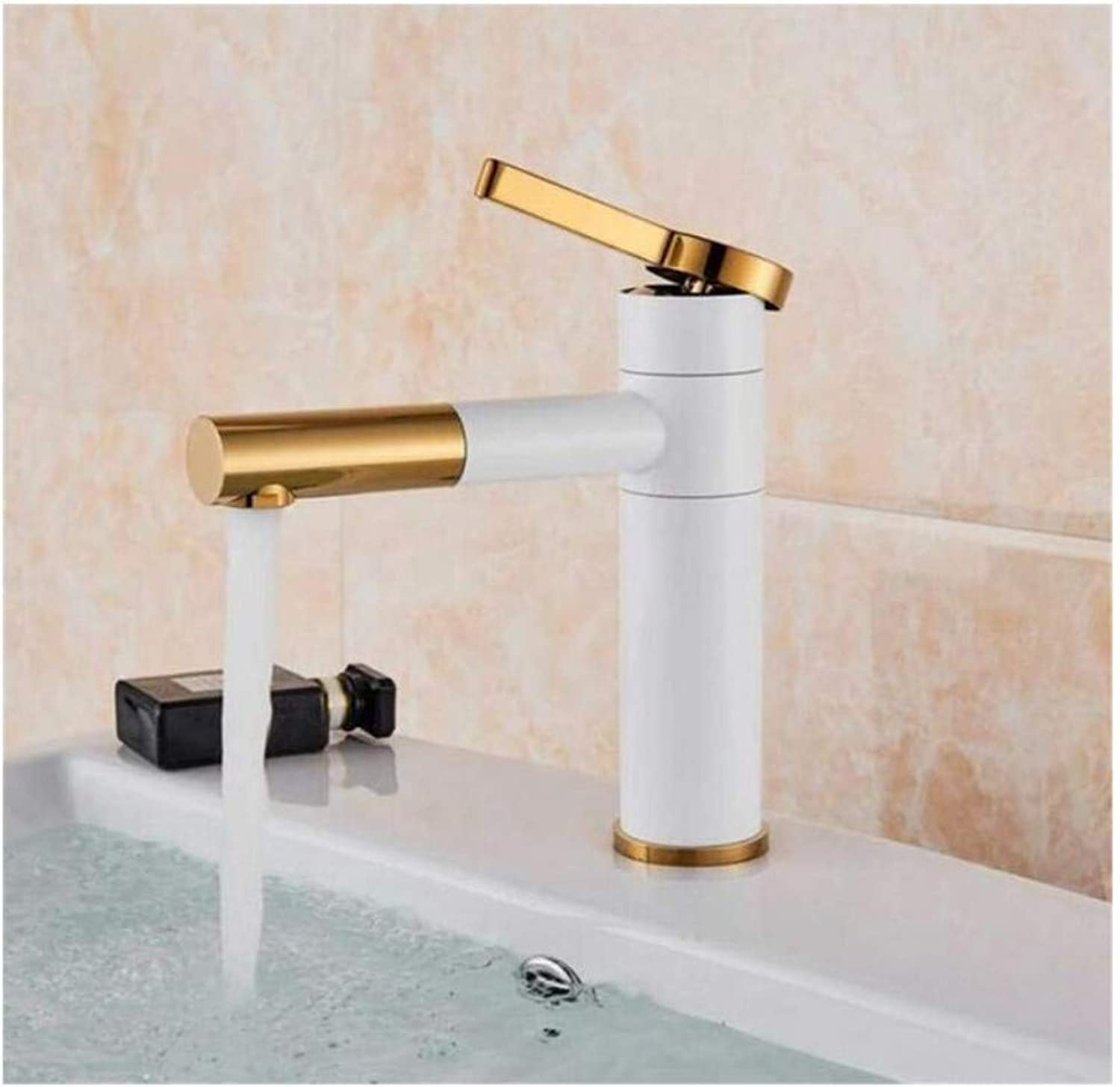 Chrome-Plated Adjustable Temperature-Sensitive Led Faucetbathroom Vessel Sink Mixer Taps Brushed Nickel